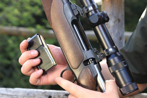 Waffen Hölzl - Waffenhändler in Tirol